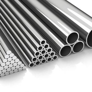 Steel Pipes and Rods