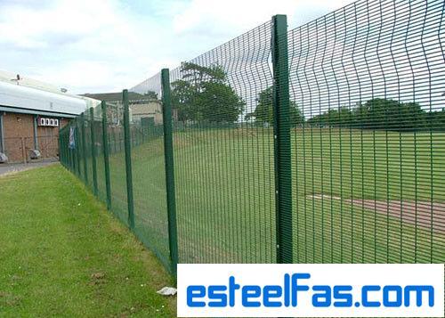 wire mesh used in fence