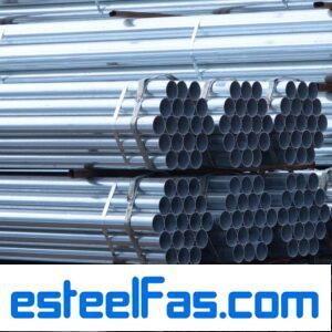Galvanized pipe 6 x 2mm